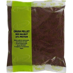 Lorpio Crush Pellet red halibut 500g