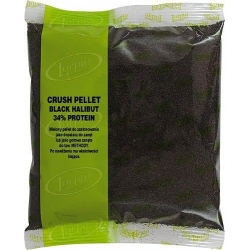 Lorpio Crush Pellet black halibut 500g