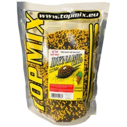 Top Mix Pellet DYNAMIC CARP Pineapple ( Ananas )