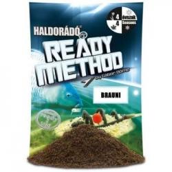 Haldorado Ready Method -Brauni gotowa zanęta
