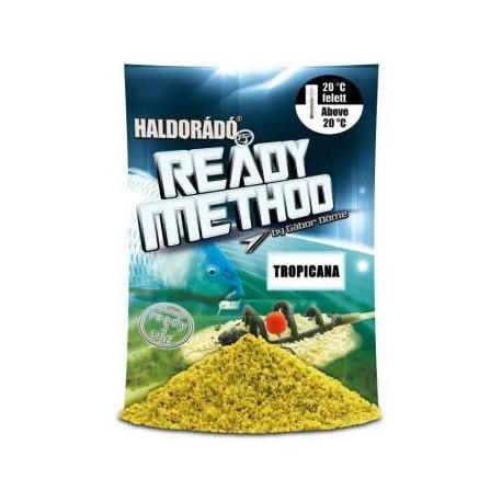 Haldorado Ready Method -Tropicana gotowa zanęta