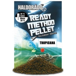 Haldorado Ready Method Pellet -Tropicana gotowy pellet