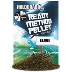 Haldorado Ready Method Pellet - Brauni gotowy pellet