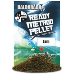 Haldorado Ready Method Pellet - Chili gotowy pellet