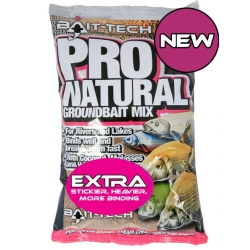 Bait-Tech PRONATURAL EXTRA GROUNDBAIT 1,5kg - zanęta