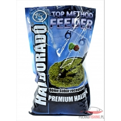 Haldorado Top Method Feeder Brutalna Wątroba zanęta