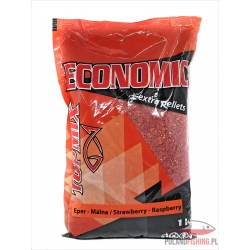 Top Mix ECONOMIC + Extra Pellet 1kg Karp - Karaś F1