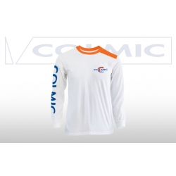Colmic T-SHIRT LONG SLEEVES WHITE