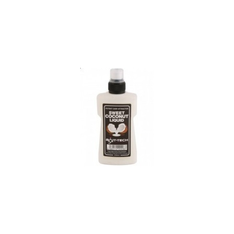Bait-Tech LIQUID SWEET COCONUT 250ml - atraktor