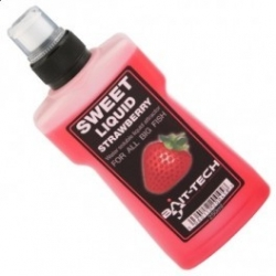 Bait-Tech LIQUID STRAWBERRY 250ml - atraktor
