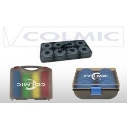 Colmic EVA BOX pojemnik z krążkami 6,5cm na przypony (46pcs)
