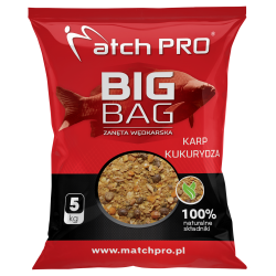 Match Pro Big Bag Karp Kukurydza 5kg
