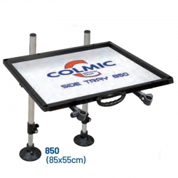 Colmic Side Tray 850 Piatto Alluminio 83x55cm