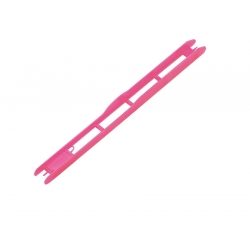 Rive drabinka pink 19 cm x 1,6 cm