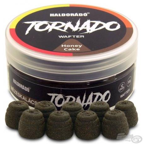 Haldorado Tornado wafter piernik -miód