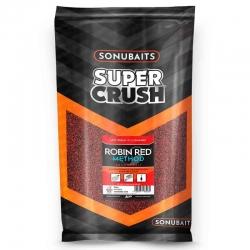 Sonubaits Metchod Mix Robin Red - zanęta