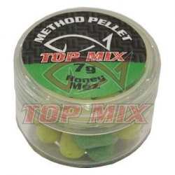 TOP MIX Pellet Method Feeder Mix - miód