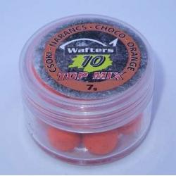 TOP MIX WAFTERS 10 czekolada pomarańcza