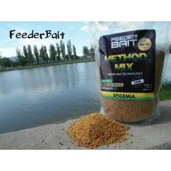 Feeder Bait Method Mix Epidemia BLACK - zanęta