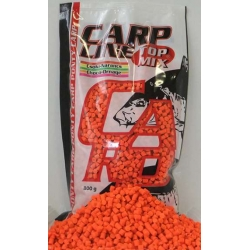 Top Mix Carp Line Fluo Pellet 4 mm - Chocolate-Orange