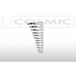Colmic GME020-krętlik z agrafką