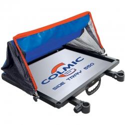 Colmic Side Tray 550 Piatto Alluminio 55x40 cm - Tacka boczna z parawanem