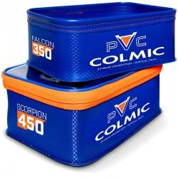 Colmic Combo Scorpion 450 + FALCON 350 zestaw pojemników PVC