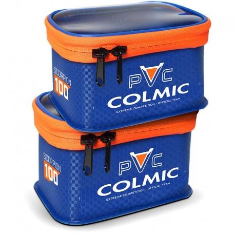 Colmic Combo Scorpion 100 + Scorpion100- pojemnik zamykany PVC