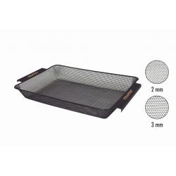 TRAPER Sito prostokątne małe 19x30cm - 2 mm