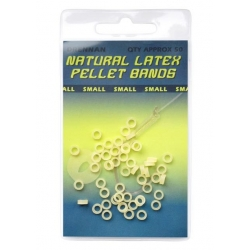 Drennan Natural Latex Pellet Bands - gumki do pelletu